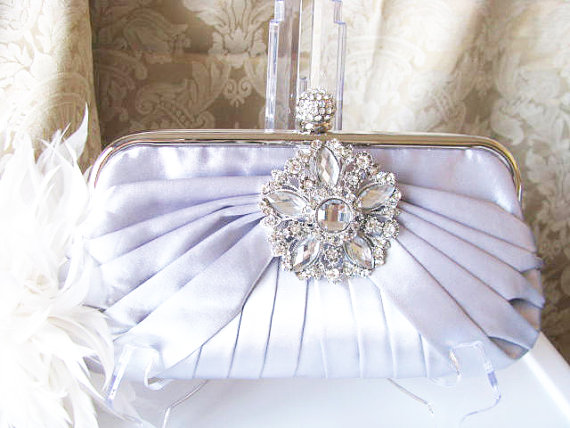 Wedding - Wedding Clutches, Bridal Clutch, Bridesmaids Clutch, Prom Clutch, Evening Clutch, Formal Clutch, Party Clutches, Accessories, Satin Clutch