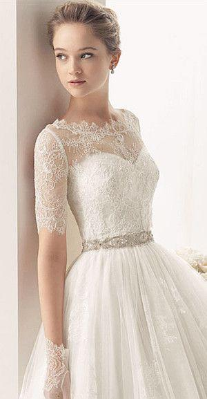 Hochzeit - Two By Rosa Clara Wedding Dresses 2014 Bridal Collection