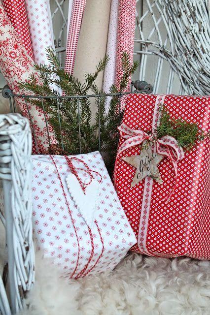 Wedding - Red & White Christmas