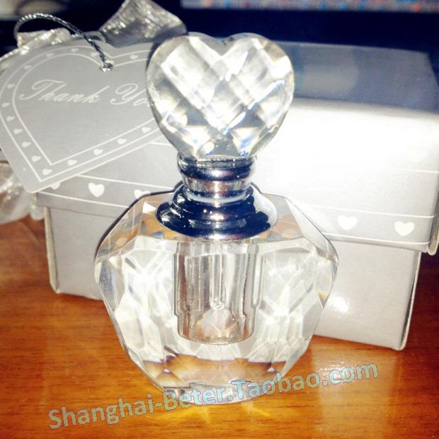 Wedding - 5ml Bachelorette Party Souvenirs Crystal Perfume Bottle SJ022