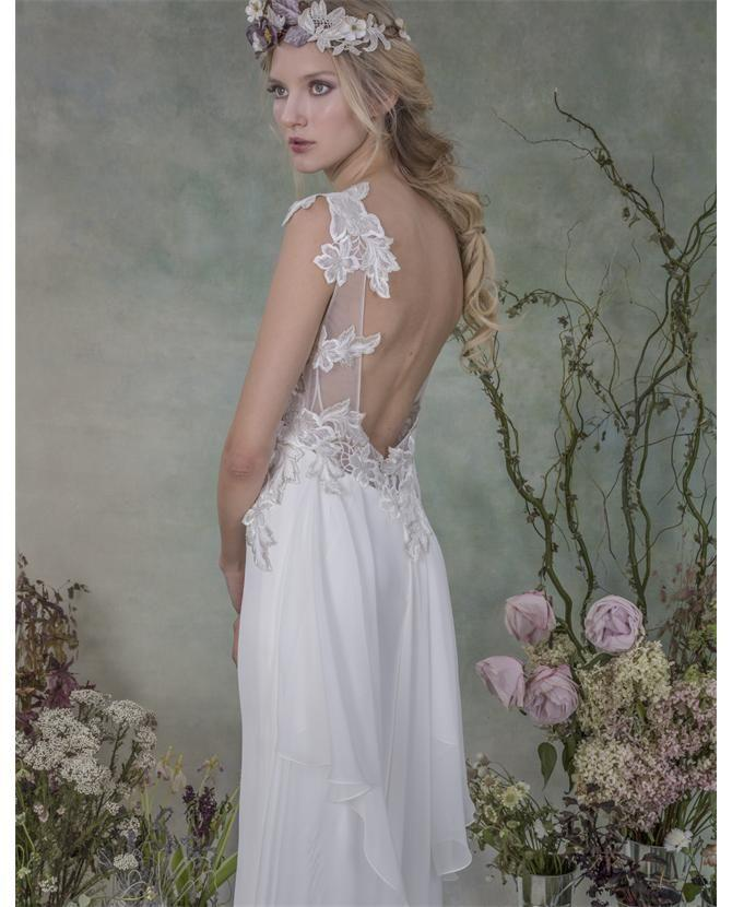 Düğün - Backless Wedding Gowns
