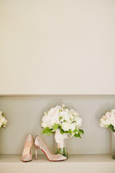 Hochzeit - Romantic Garden-Inspired Calistoga Wedding