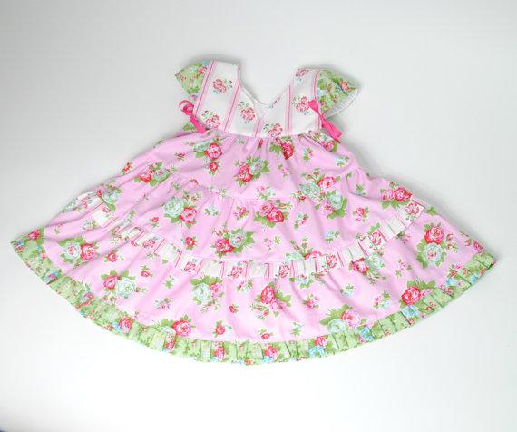 Girl&39s Dress Toddler Dress Flower Girl Dress Birthday Dress ...