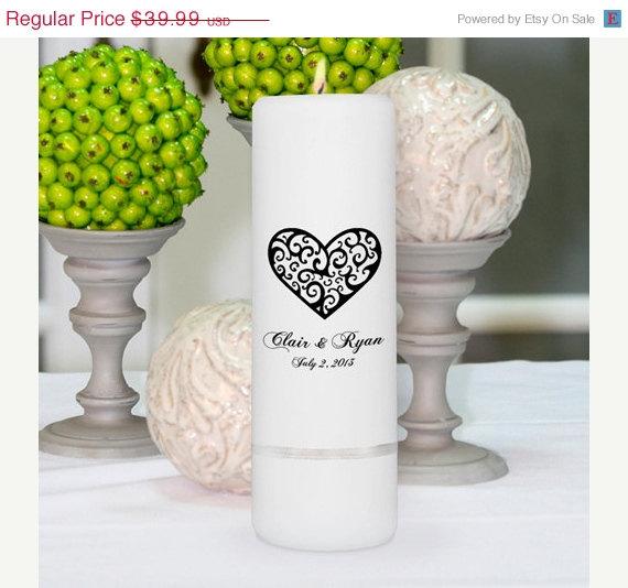 Hochzeit - Wedding Candles