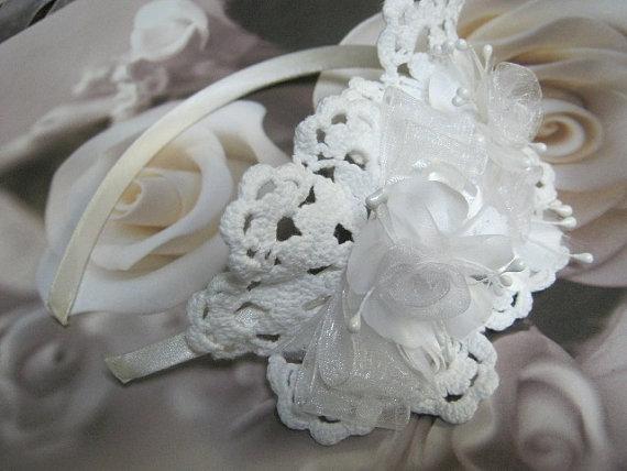 Hochzeit - Wedding Headband
