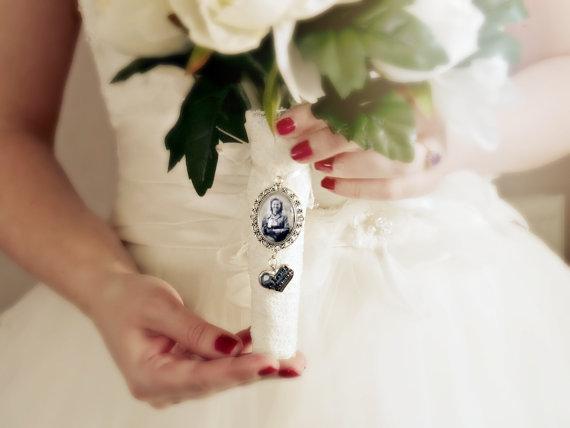 Mariage - Bouquet Photo Charm