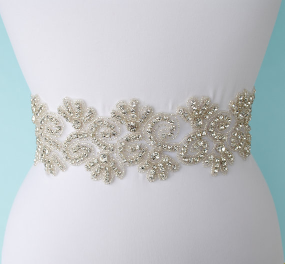 Mariage - Wedding Belt Bridal Belt Sash Bridal Dress Belt Bridal Belt Wedding Belt Crystal Wedding Belt Bridal Sash Belt Dress Sash Belt Dress Belt