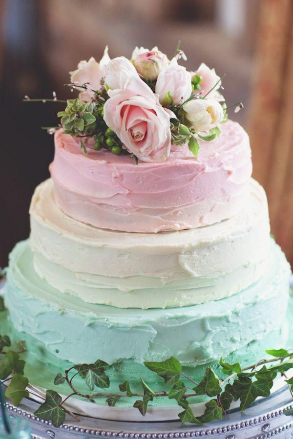زفاف - 25 Buttercream Wedding Cakes We'd (Almost) Kill For (with Tutorial)
