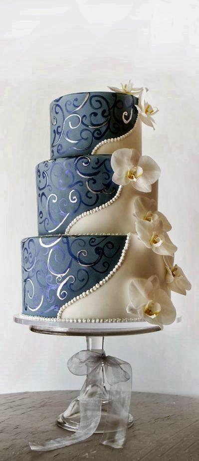 Wedding - Navy Blue Wedding