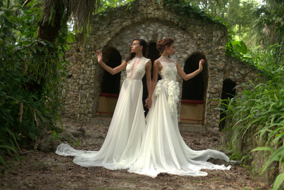 Ricky lindsay bridal wedding couture gown princess fashion for A princess bride couture bridal salon