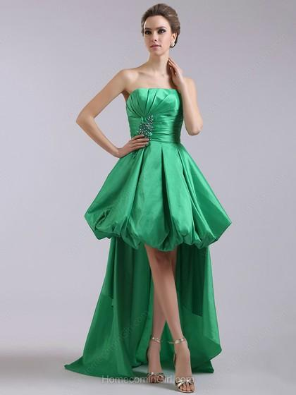 Wedding - Strapless Homecoming Dresses
