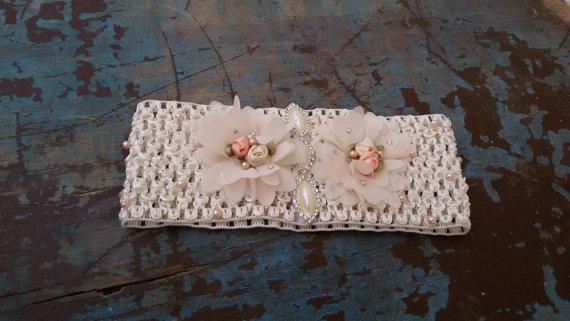 Hochzeit - Wedding leg garter, Wedding accessoaries, Bridal garter , Bridal lace, İvory lace garter, Wedding leg , Wedding garter ivory