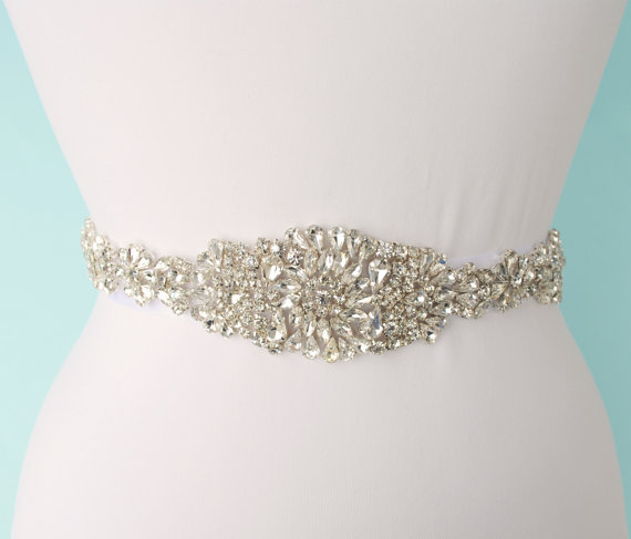 زفاف - Wedding Dress Belt Bridal Belt Sash Belt Pearls Belt Rhinestone Belt Crystal Belt Rhinestones and Pearls Sash Wedding Sash Dress Sash