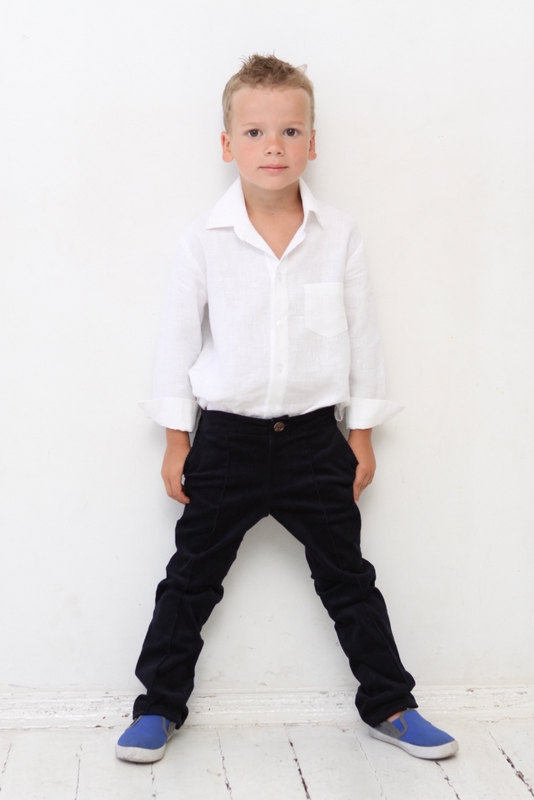 Boys Pants Boys Tailored Pants Toddler Boy Trousers