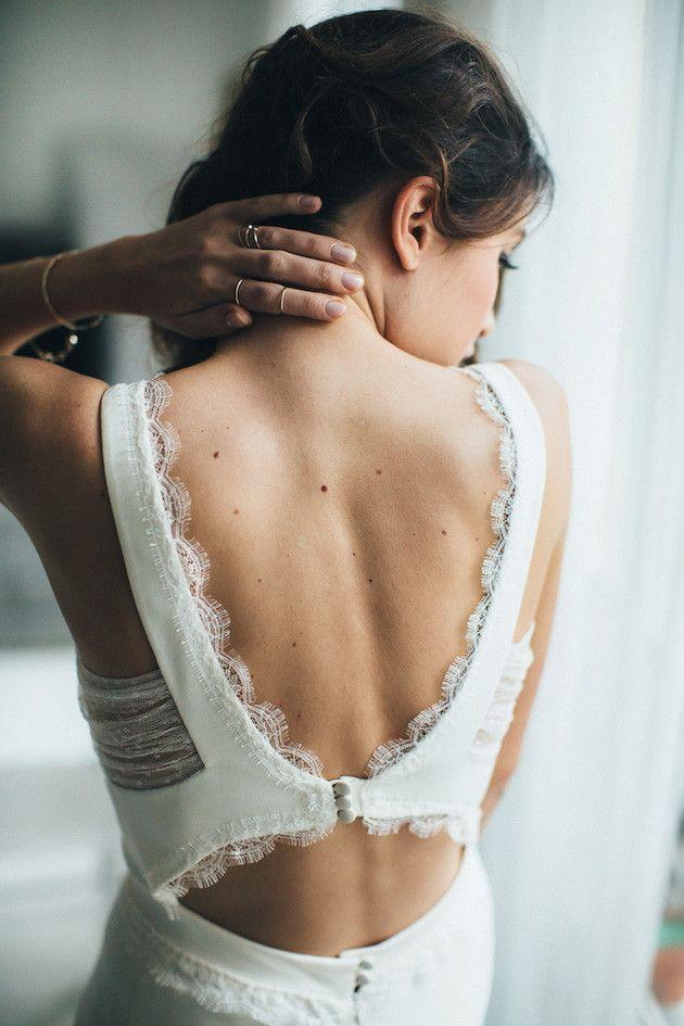 Mariage - 10 Go-To Designers For Backless Wedding Dresses
