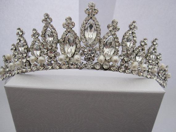 زفاف - bridal tiara wedding tiara bridal headband wedding headband wedding headpiece bridal hair accessory wedding hair piece bridal headpiece comb