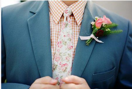 Hochzeit - Dressing The Groom