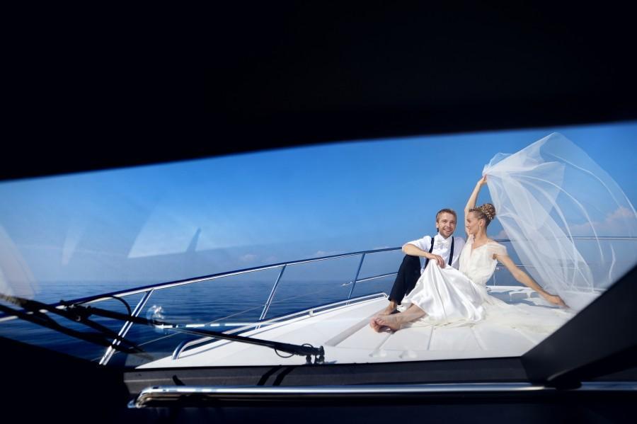 Wedding - yacht wedding
