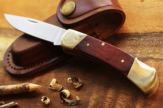 Mariage - Engraved Pocket Knife - Personalized Knife - Groomsmen Gift Knife - Father's Day Gift - Knife For Him - Wedding Gift Knife