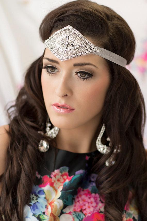 Rhinestone Headband c4d1a2be4614