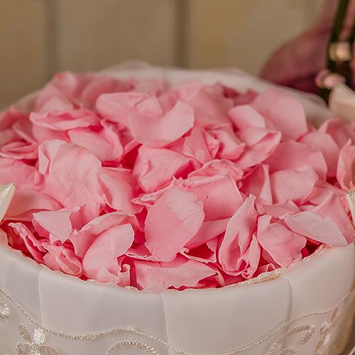 Mariage - Preserved Natural Rose Petals