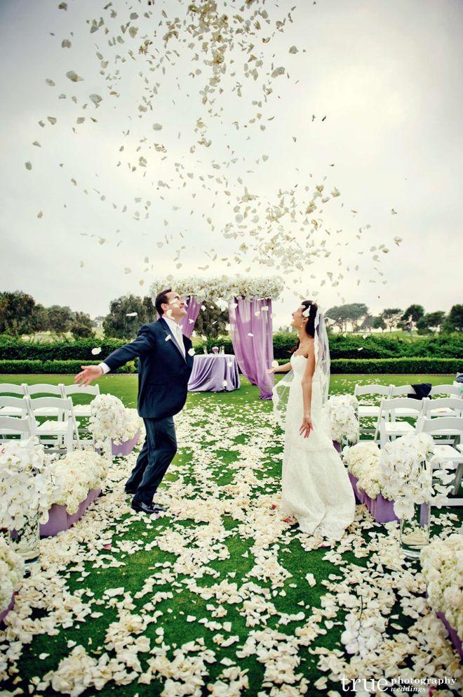 Wedding - Wedding Ceremony Flowers