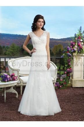 زفاف - Sincerity Bridal Wedding Dresses Style 3813 - Wedding Dresses 2015 New Arrival - Formal Wedding Dresses