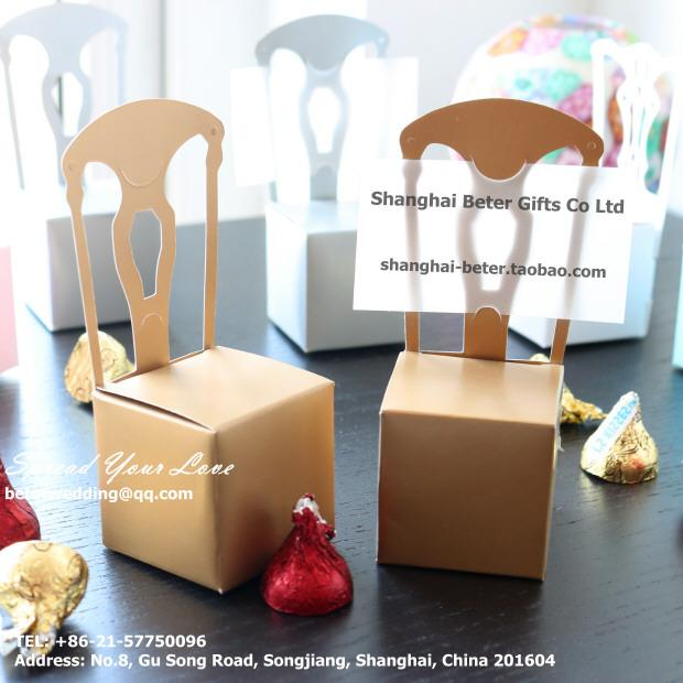 Свадьба - 1000pcs Wedding Decoration Favor Box TH002 B3 from Reliable souvenir coins suppliers on Shanghai Beter Gifts Co., Ltd.