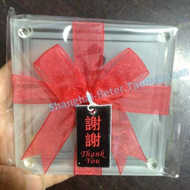 Wedding - Wholesale Wedding Favours, Birthday Party Favors Chinese Blessing Coasters Hot Sale BETER BD038 from Reliable coaster felt suppliers on Shanghai Beter Gifts Co., Ltd.