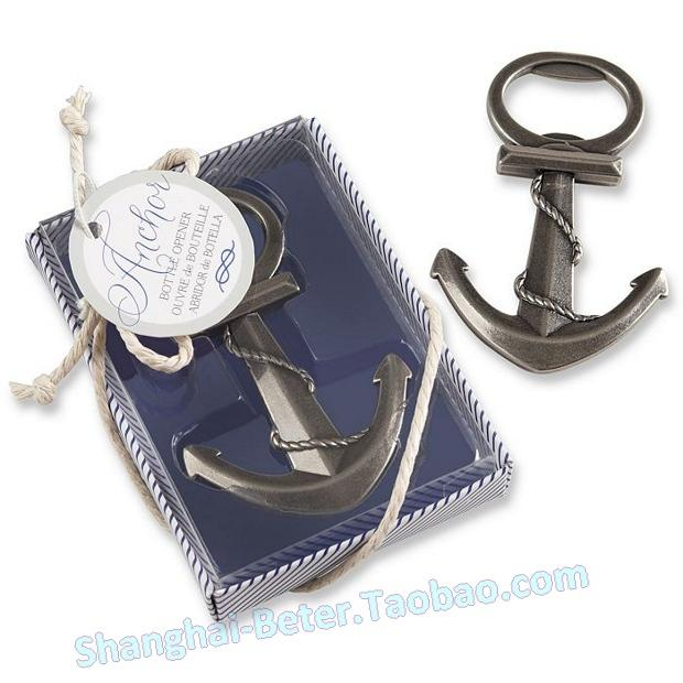 Wedding - Beach Party Anchor Bottle Opener wedding ornaments WJ106 from Reliable wedding forest suppliers on Shanghai Beter Gifts Co., Ltd.