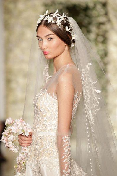 Свадьба - Fall 2015 Bridal Collection - Reem Acra - Show