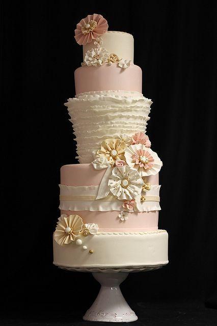 Mariage - Pretty Cakes