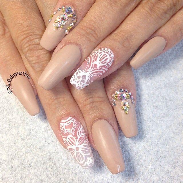 Mariage - Nails - Lindas