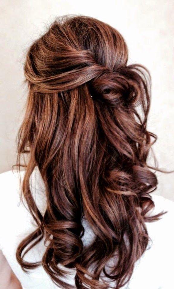 Свадьба - (Hairstyles)