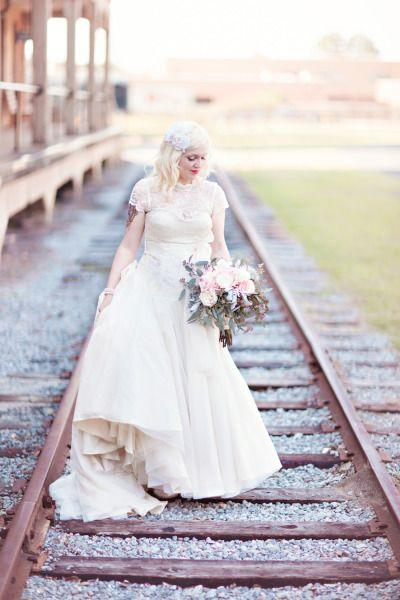 Wedding - DIY Savannah Railroad Wedding
