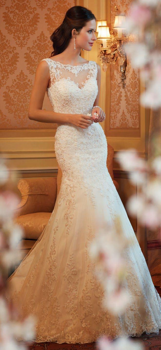 Mariage - Sophia Tolli Spring 2014 Bridal Collection