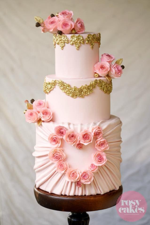 Wedding - Wedding Cakes We Love