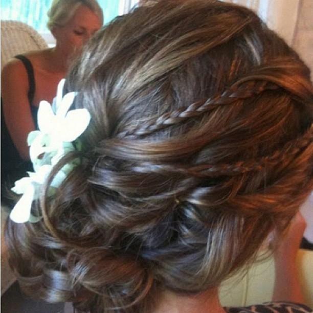 indian wedding hairstyles braids braids and more braids