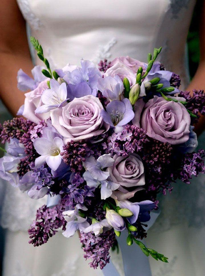Wedding Theme Purplesilvergrey Theme Wedding 2312559 Weddbook