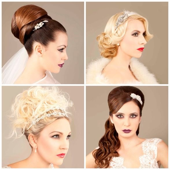 زفاف - Weddings - Hairstyles