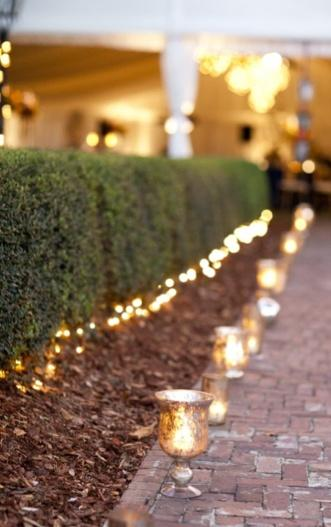 Wedding - Artificial Boxwood Topiary Letters