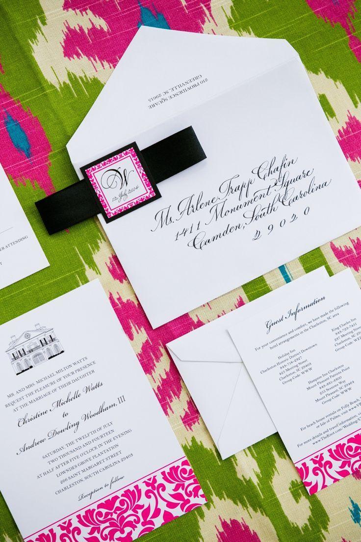 Свадьба - South Carolina Lilly Pulitzer Inspired Wedding