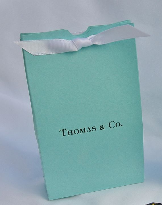 Aqua Wedding Favor Boxes : Wedding favors aqua blue favor