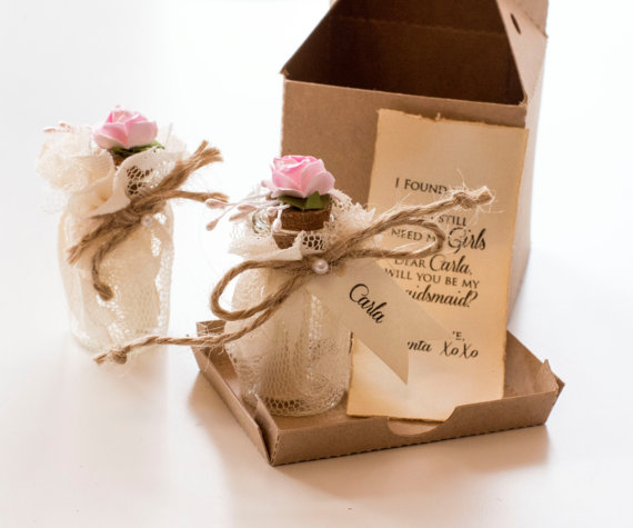 Bridesmaid Proposal/ Will You Be My Bridesmaid Message In