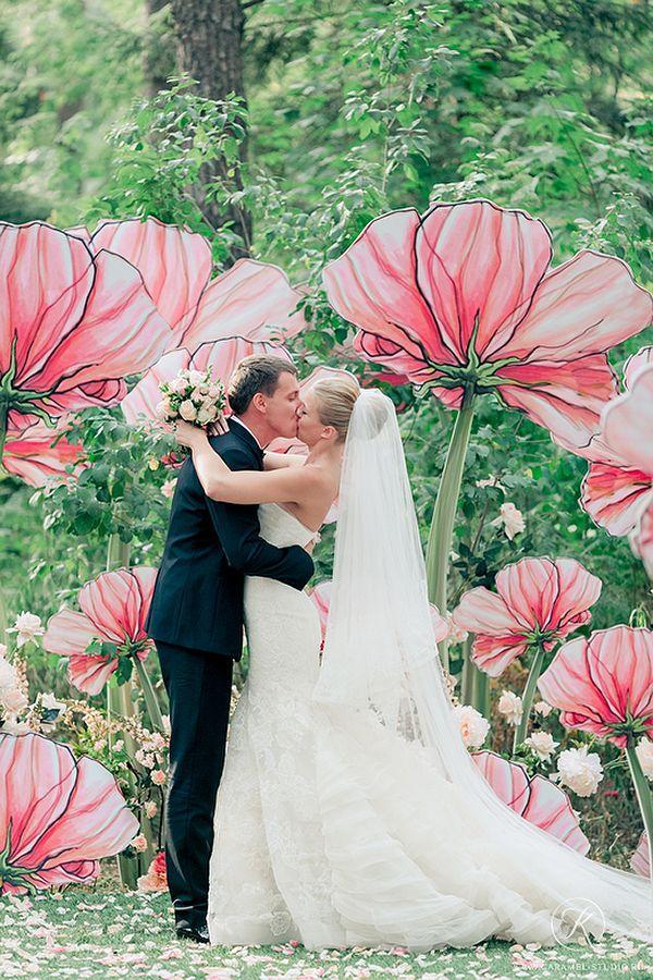 Mariage - Unique Floral Design Inspiration For Spring Weddings!
