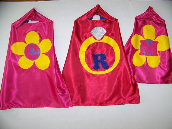 Mariage - JUNE SPECIAL:  20% on Single-Sided Ring Bearer Capes with Emblem and Initial