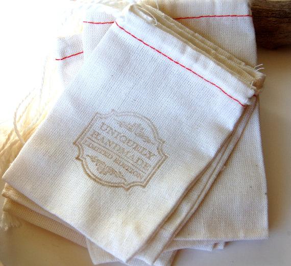 Party Favor Bags, Set Of 70 Wedding Favor Bags, Drawstring Cloth ...