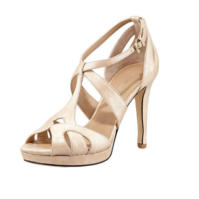 Düğün - Rose Gold Wedding Shoes