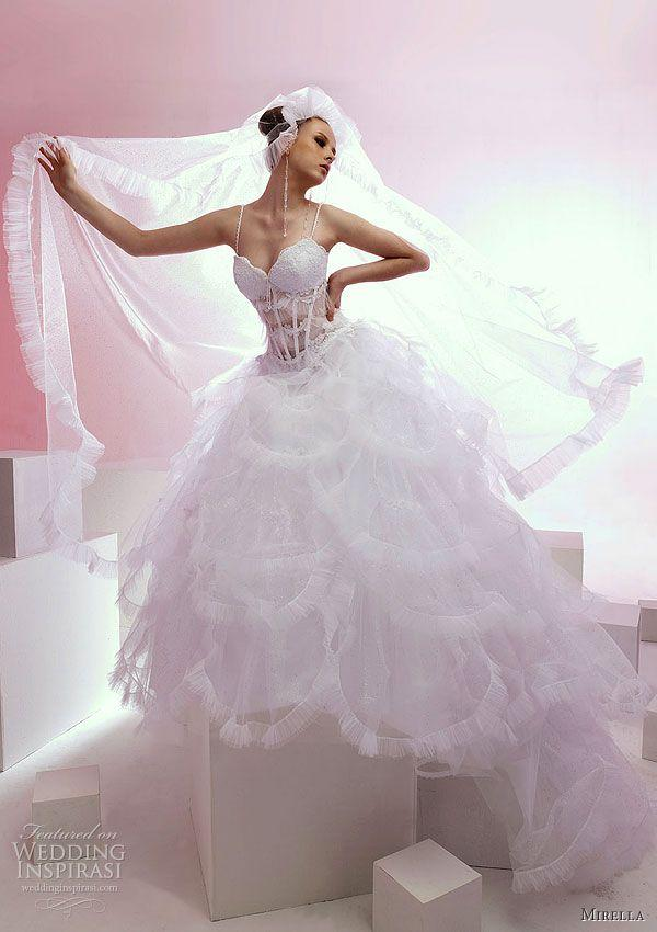 زفاف - Mirella 2010 Wedding Collection