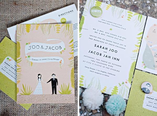 زفاف - Joo   Jacob - Real Weddings - Once Wed